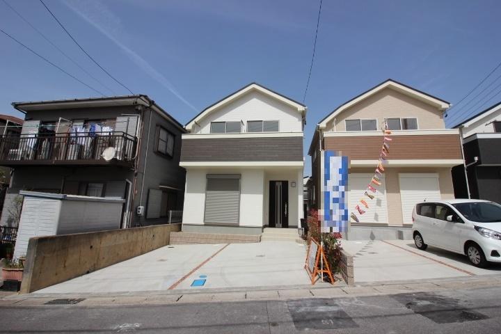 名鉄河和線 八幡新田駅 徒歩4分