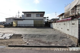 【外観写真】 全2区画・建築条件なし・更地・JR守山駅まで徒歩27分