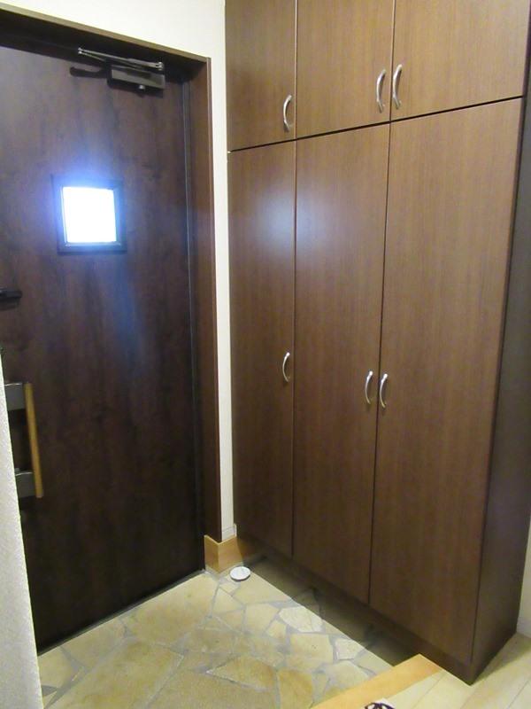 ◎玄関 すっきりきれいに収納できそうな大容量のシューズボックス付です!