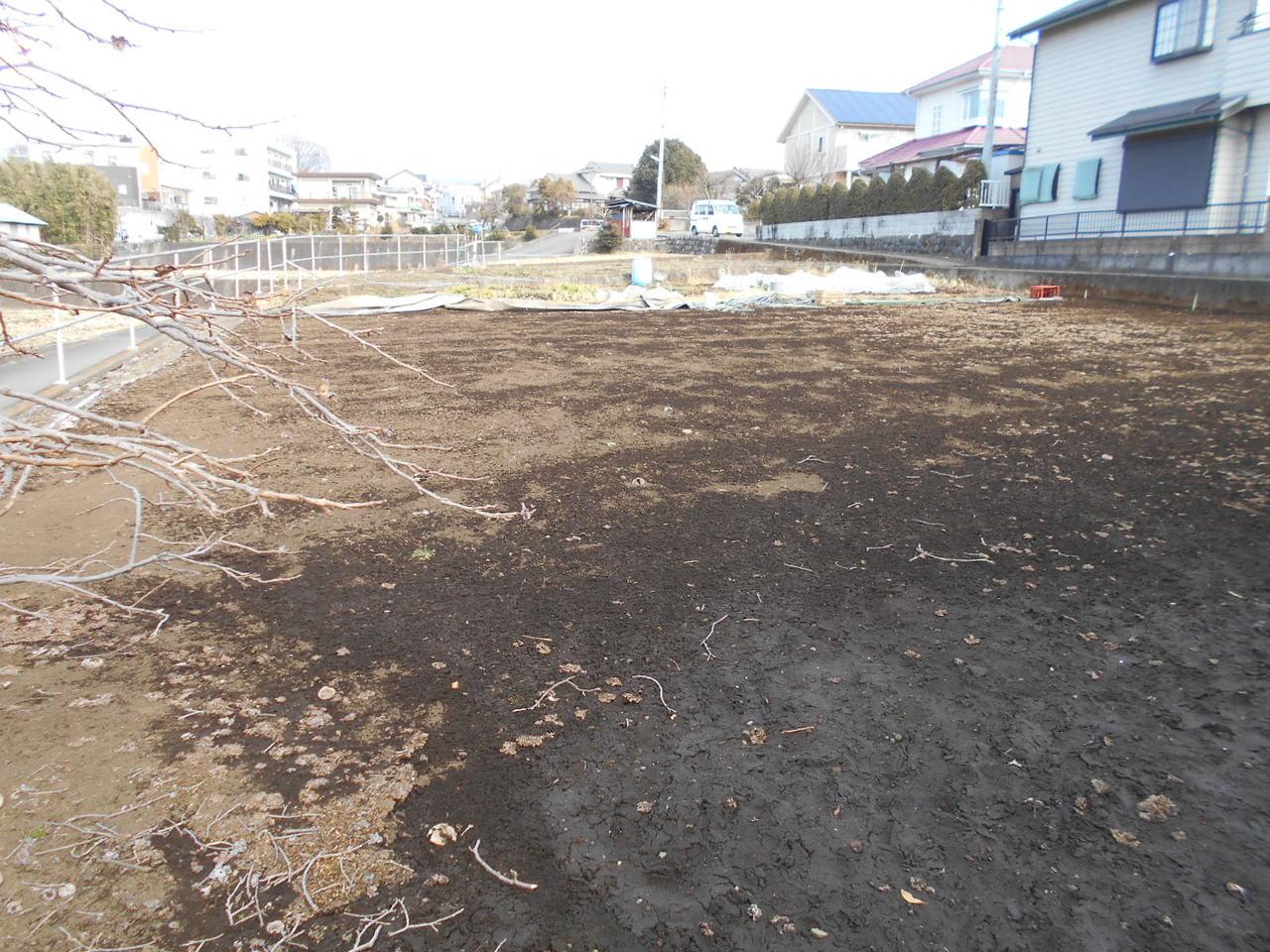 富士宮市小泉の売土地です。