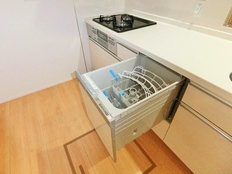 食洗器付きです。