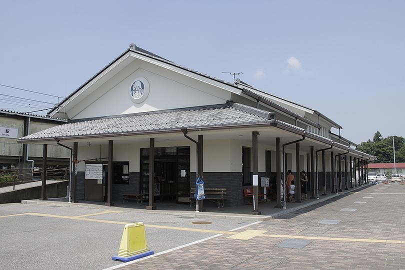 【近隣写真】坂田駅