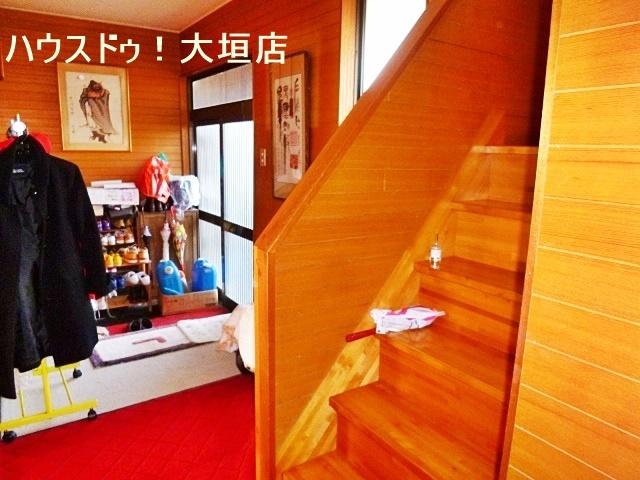 2階には納戸もあり、収納力抜群のお家です。