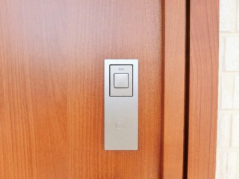 玄関キーはカードキーも対応可能です。