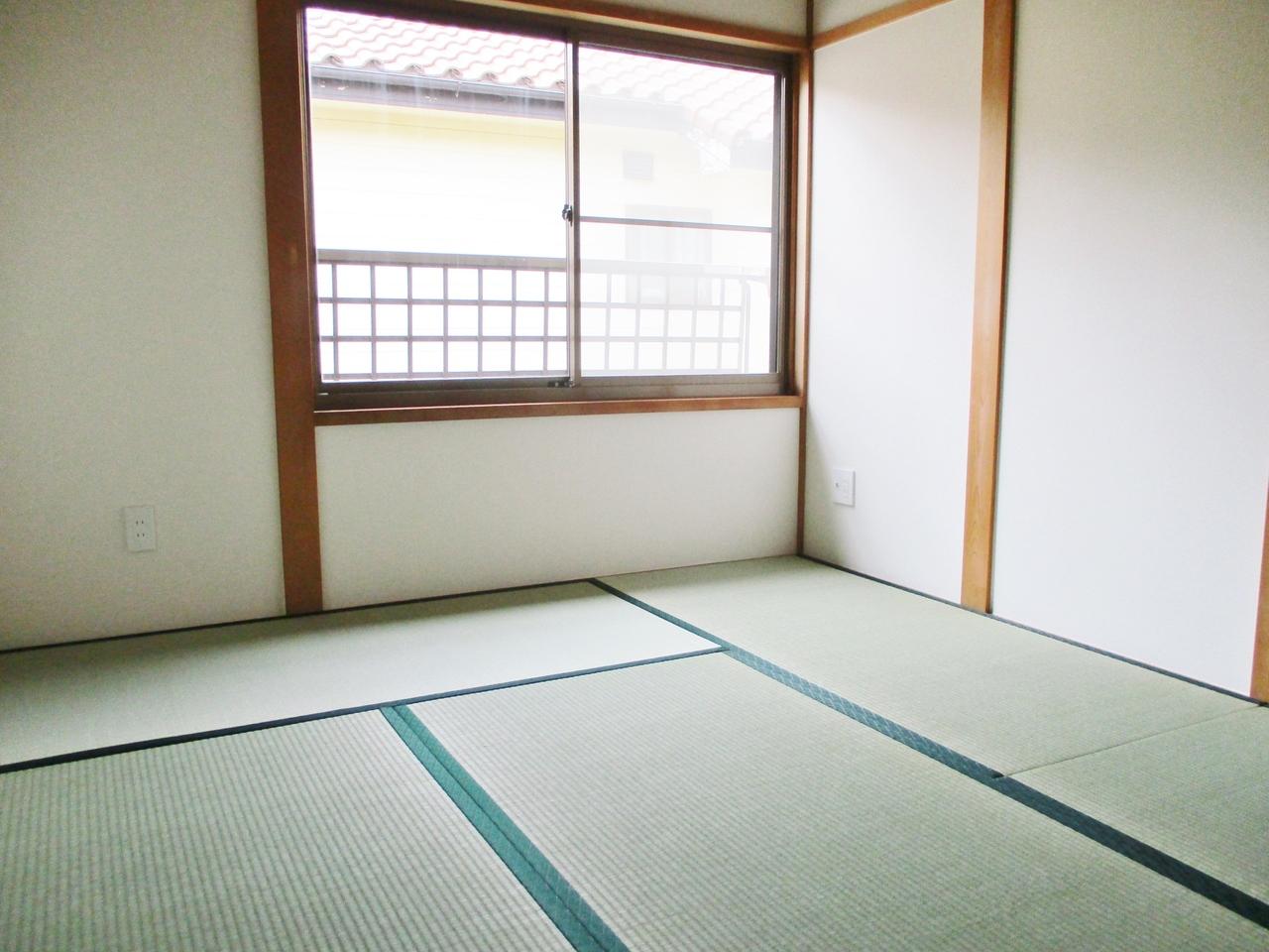2階にも和室があります