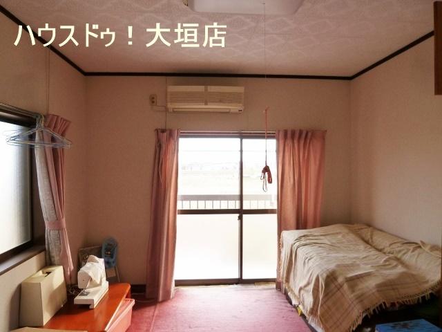 南向きの明るいお部屋です。