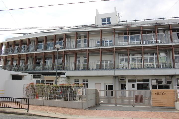 【小学校】井堀小学校 昭和34年創立 中学校は板櫃中学校区。