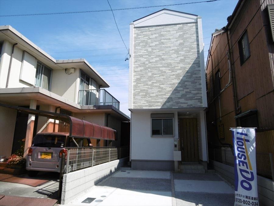 【外観写真】 JR笠寺駅までは徒歩約7分と通勤・通学にとても便利です。