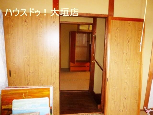 2階は和室が2室。お布団でお休みしたい方には嬉しいですね。
