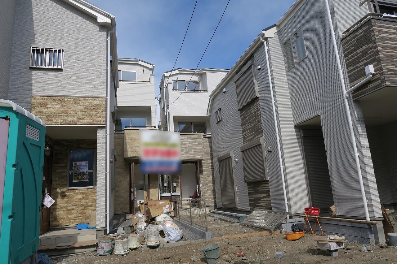 江戸川区東小岩2丁目 B号棟 全4棟 新築戸建 の物件です。