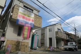 【外観写真】 江戸川区東小岩2丁目 C号棟 全4棟 新築戸建 の物件です。