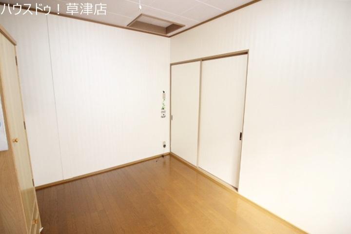 6帖の洋室です。子供部屋や書斎にいかがでしょうか?