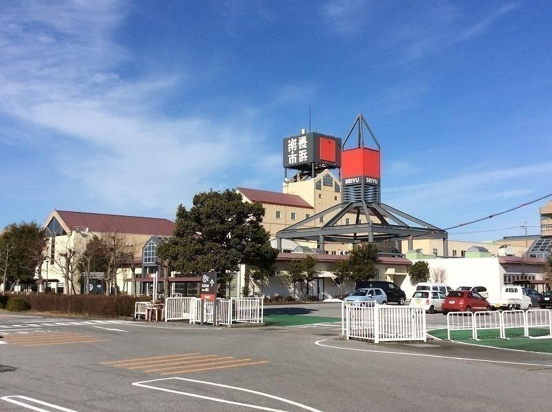 【スーパー】西友長浜楽市