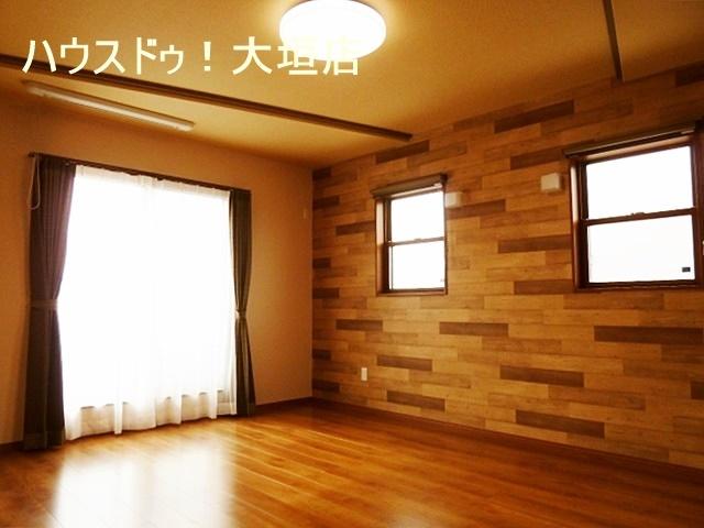 全居室南向きのお家。毎日を気持ち良くお過ごし頂けます。