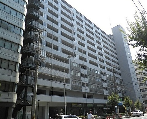 【外観写真】 地上14階建て  お住まいは3階部分です  空室につき即入居可能です  お気軽にお問い合わせください