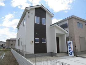 【外観写真】 お家の形が見えてきました、完成が待ち遠しいですね!
