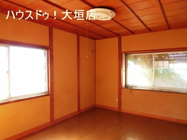 洋室3室は家族の成長に合わせてお使い頂けます。