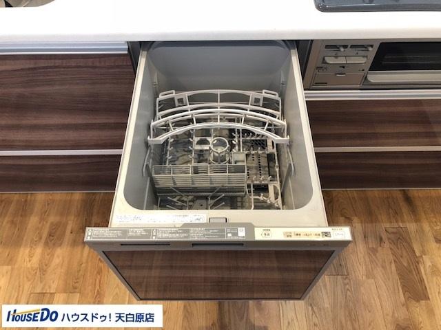 食洗機は主婦の強い味方!家事の時短になりますね!