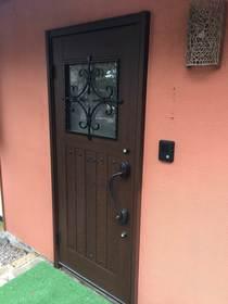 【外観写真】 オシャレで可愛い玄関♪
