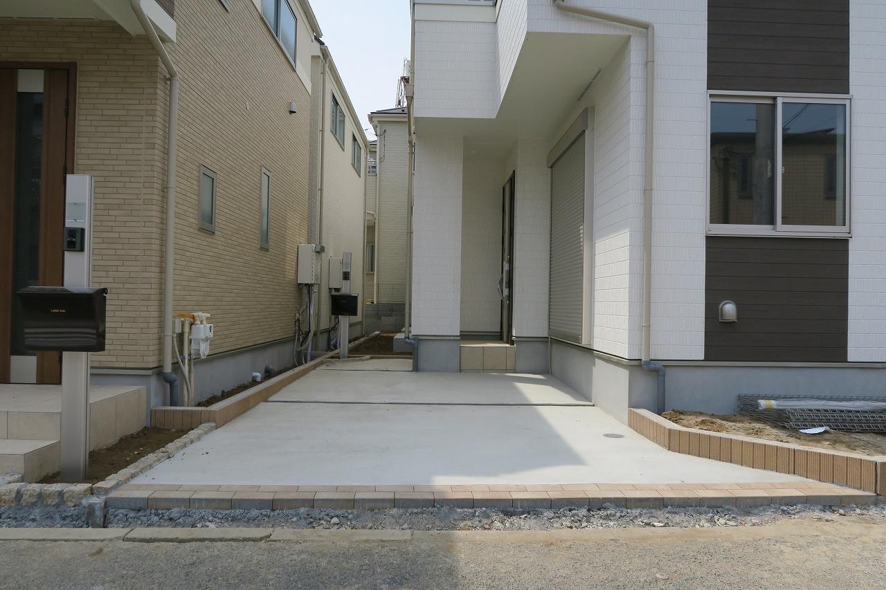 江戸川区上一色1丁目 1号棟 全3棟 新築戸建の物件です。