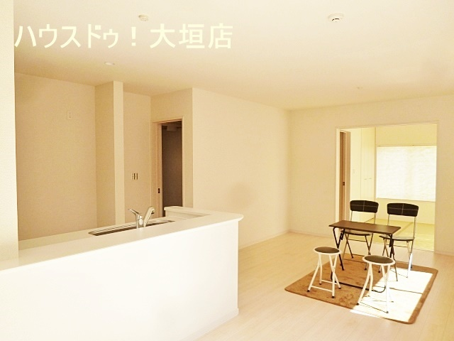和室はリビングと併せて広々とご活用いただけます。