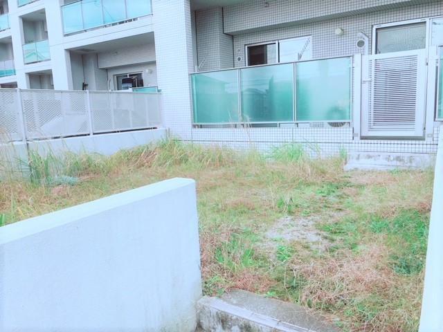 専用庭:610円/月