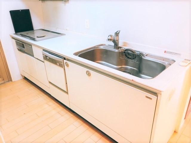 キッチン オール電化(IHヒーター・電気温水器)