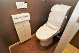 嬉しいウォシュレット機能付きトイレ♪ 空家につきいつでも内覧可能です! お気軽にお問い合わせ下さい♪