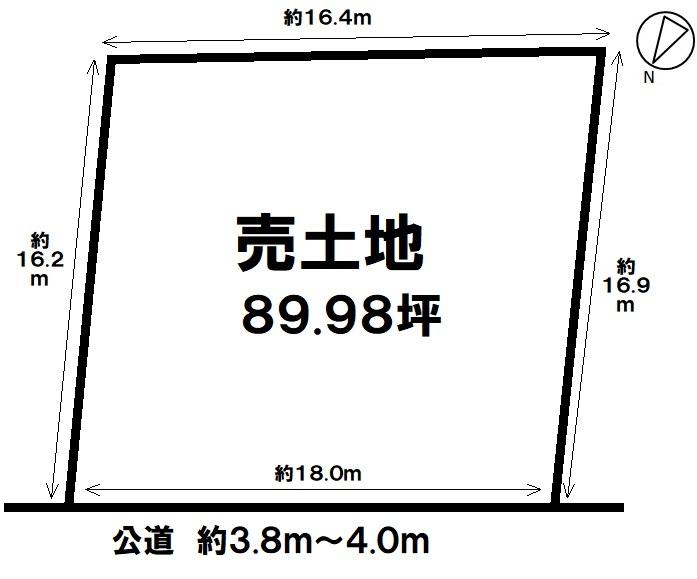 【区画図】 1種低層 住宅用地   宅地造成等規制法 砂防法