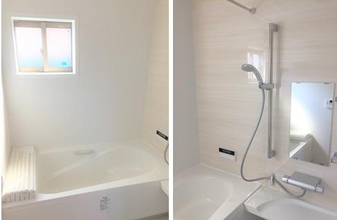 浴室施行事例
