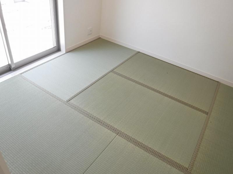 来客時に便利な独立した和室♪施工事例。実際のものと異なります。