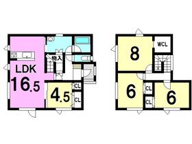 有珠の沢7丁目新築戸建/苫小牧市 画像3