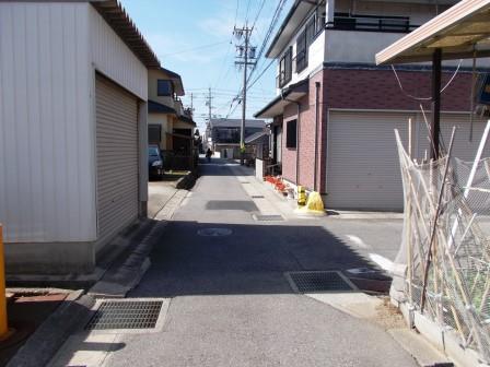 名鉄東部交通バス「寺津神社前」停まで徒歩約2分! ご通勤やお出かけに便利です♪