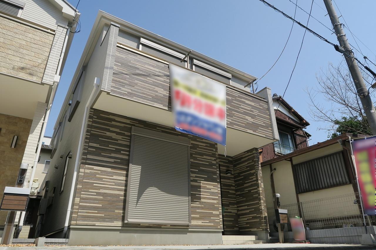 【外観写真】 江戸川区東小岩2丁目 新築戸建