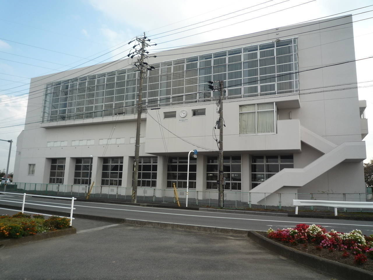 【中学校】穂積北中学校