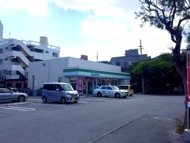 【コンビニ】ファミリーマート西消防署通り店