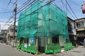 【外観写真】 江戸川区南小岩2丁目 新築戸建の物件です。