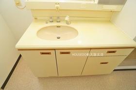 朝はパっと効率良く身支度 したい方に嬉しいシャワー付き独立洗面台。お掃除も楽々です♪