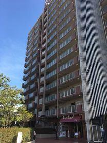 【外観写真】 昭和59年2月建築 14階建て お住まいは13階部分です☆