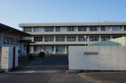 【近隣写真】高田中学校