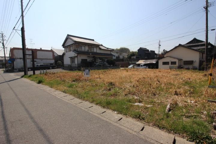 【外観写真】 原松町 2区画 A号地