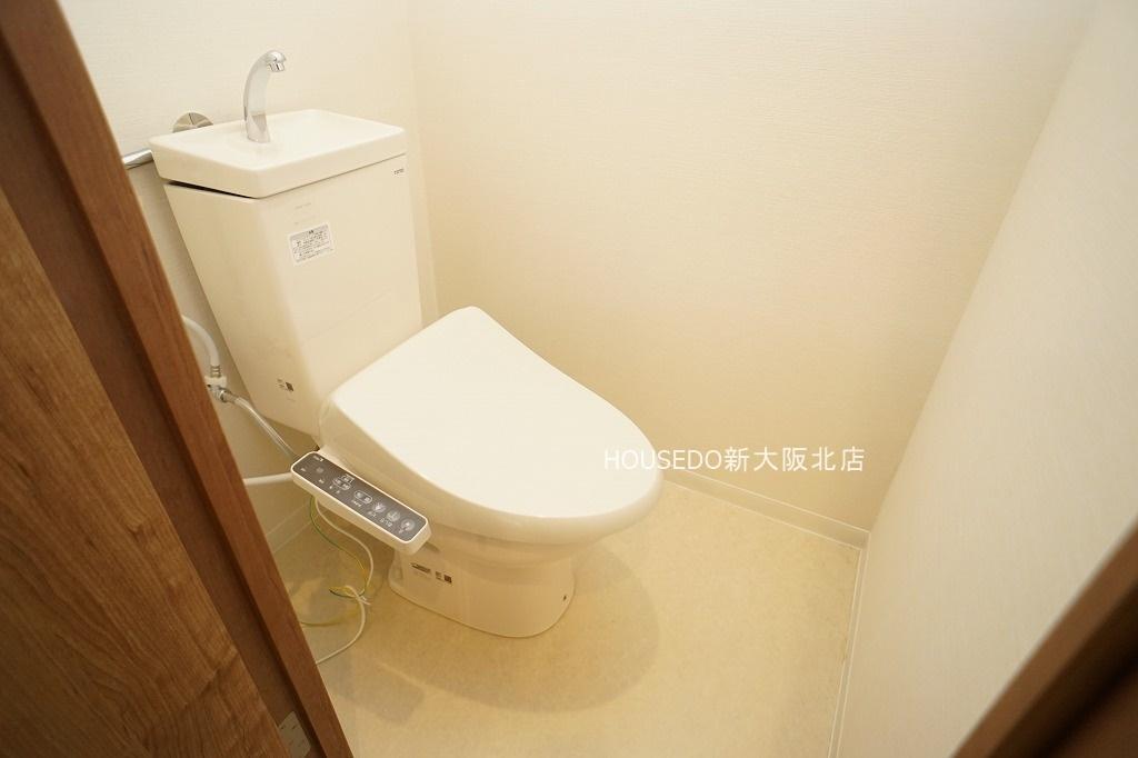 嬉しいウォシュレット機能付きトイレ♪  月々3万円台からのお支払いも可能! 現在の家賃と比べてみて下さい♪