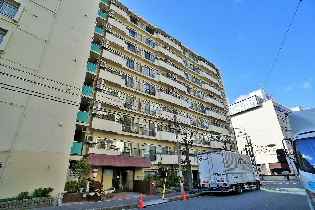 「新大阪」駅 徒歩6分! 周辺環境の充実した人気エリアです♪