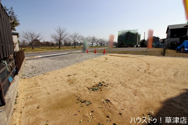 JR南草津駅まで徒歩15分