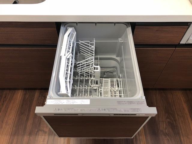 やっぱり嬉しい食洗機♪