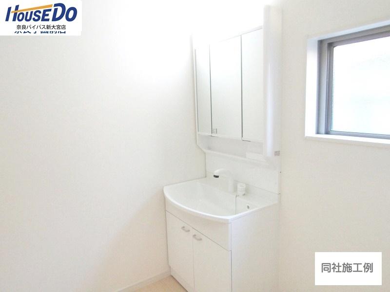 同社施工例 浴室乾燥機