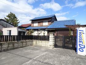 【外観写真】 土地面積約160坪! ヨシヅヤ本店近くの立地です。