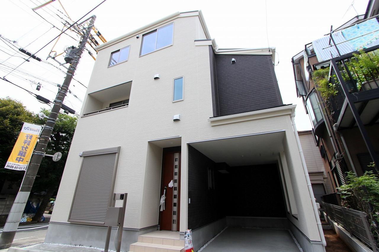葛飾区鎌倉2丁目の新築戸建物件です。