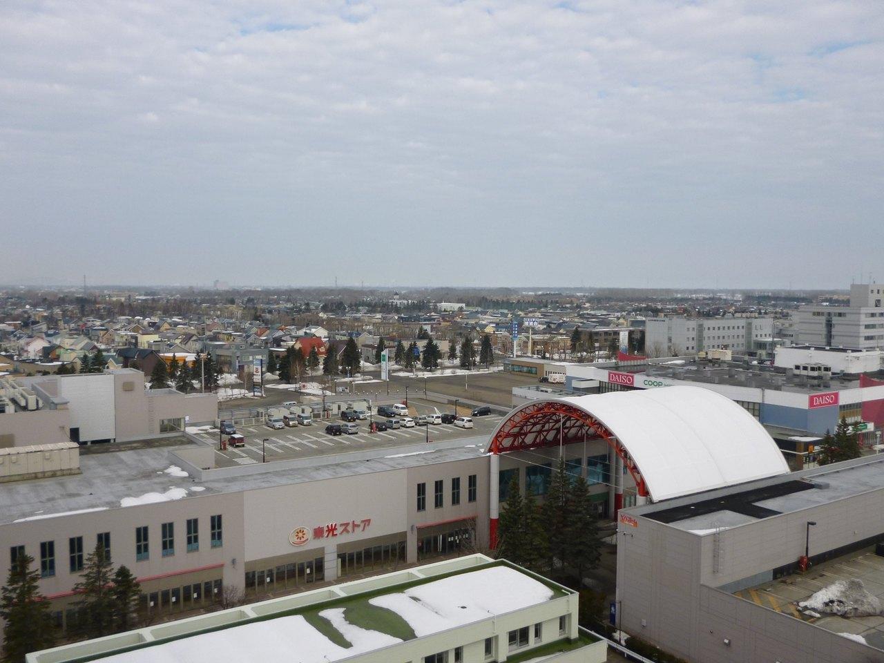 クリーンリバーネオ・シティあいの里Bステージ 札幌市北区あいの里一条6丁目の中古マンションです。