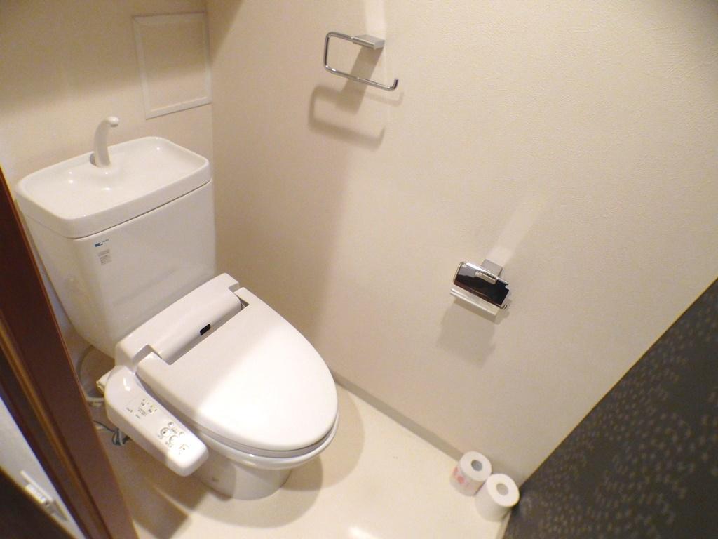 ◎トイレ(3/26撮影) もちろんウォシュレット付です!